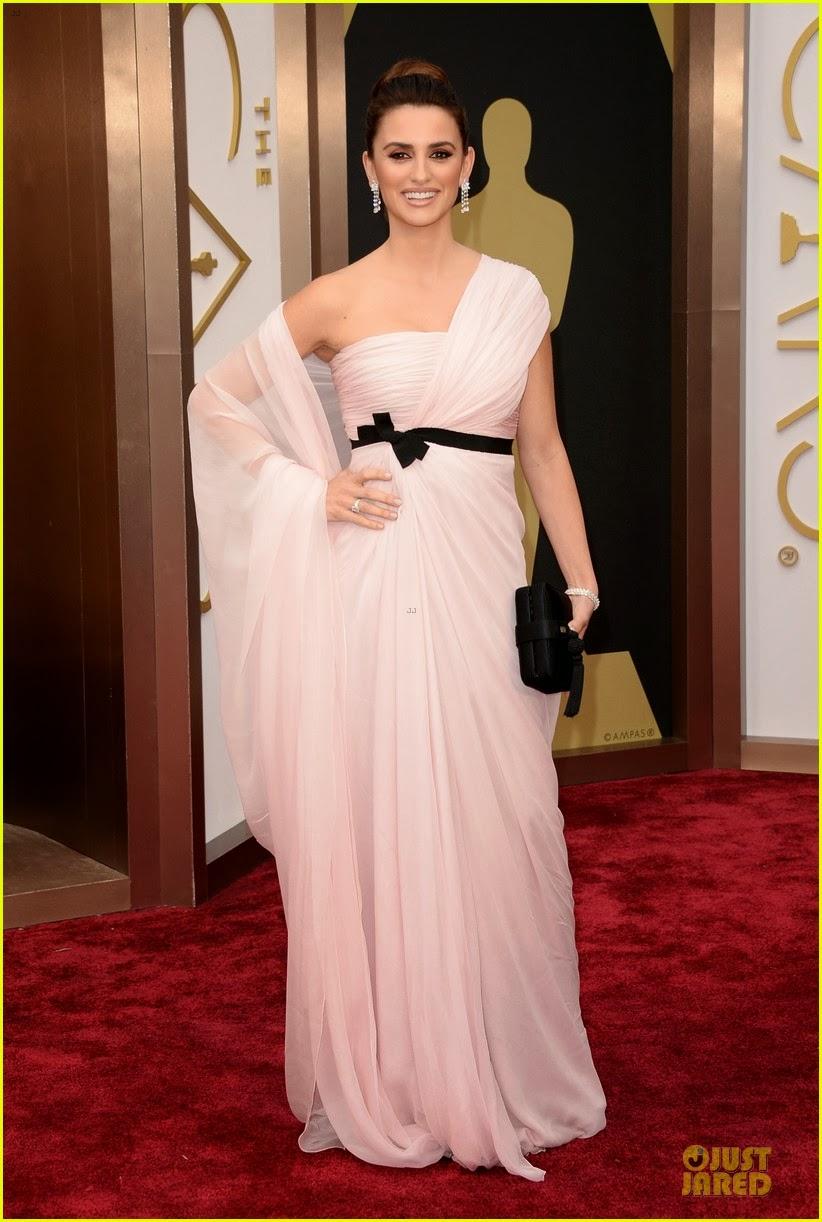 Tendenciera: Oscar 2014, alfombra roja clásica