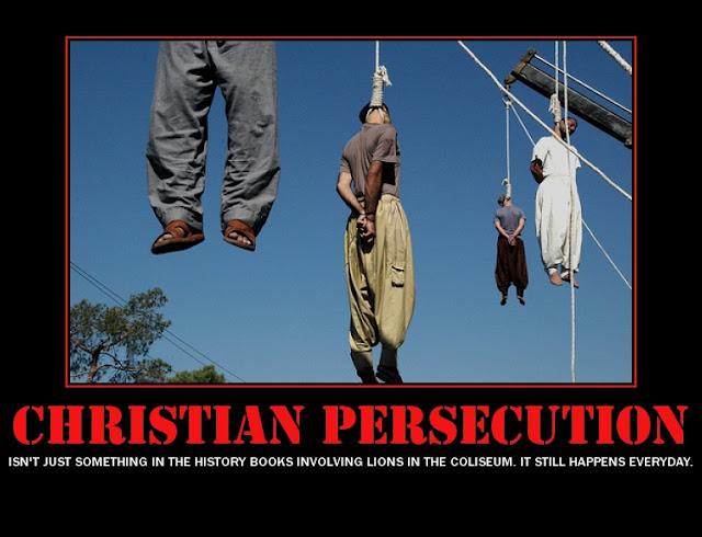 Christian+Persecution Conheça os 10 países mais perigosos para os cristãos