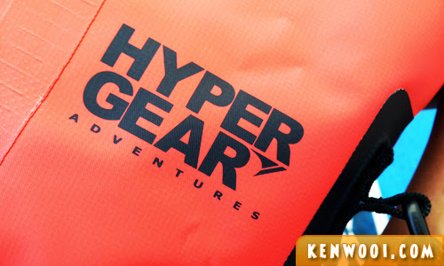 hyper gear waterproof bag