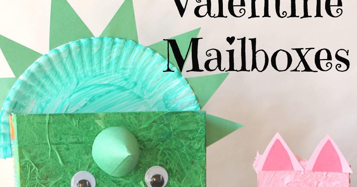 Simple Valentine Crafts For Preschoolers