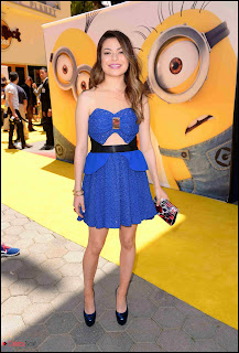 Miranda Cosgrove Pictures at Despicable Me 2 Premiere Universal City 0003