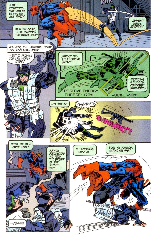 Deathstroke (1991) Annual 2 #2 - English 39