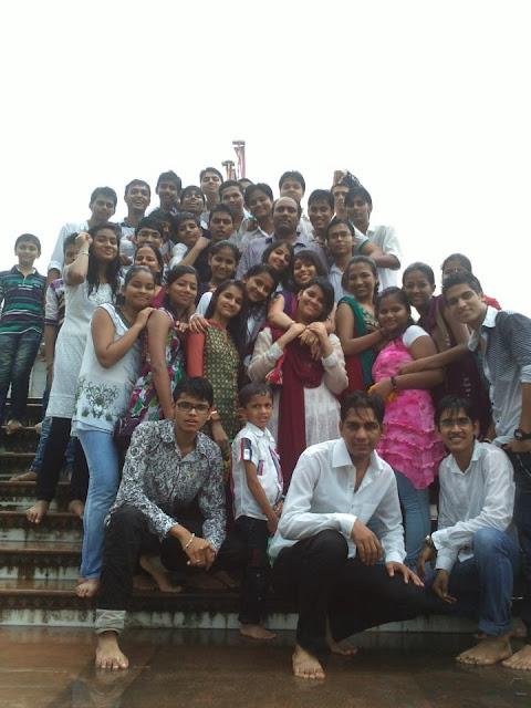Manas Mandir StairCase