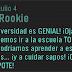 Mensaje EPF de Rookie | 4 de julio del 2013