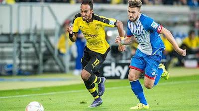 Hasil Lengkap Bundes Liga 23 dan 24 Sept 2015, Lewandowski Tampil Gemilang!