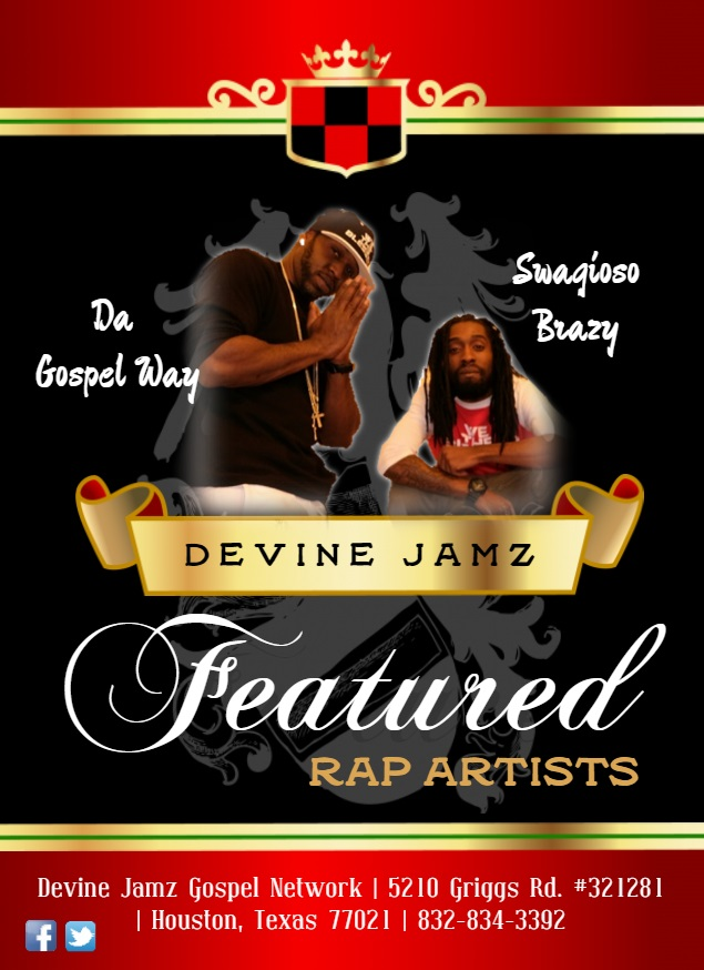 FEATURED RAP ARTISTS