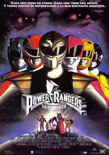 Ver online: Power Rangers: La película (Mighty Morphin Power Rangers: The Movie) 1995