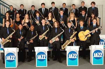 2011-12 South HS Jazz Ensemble