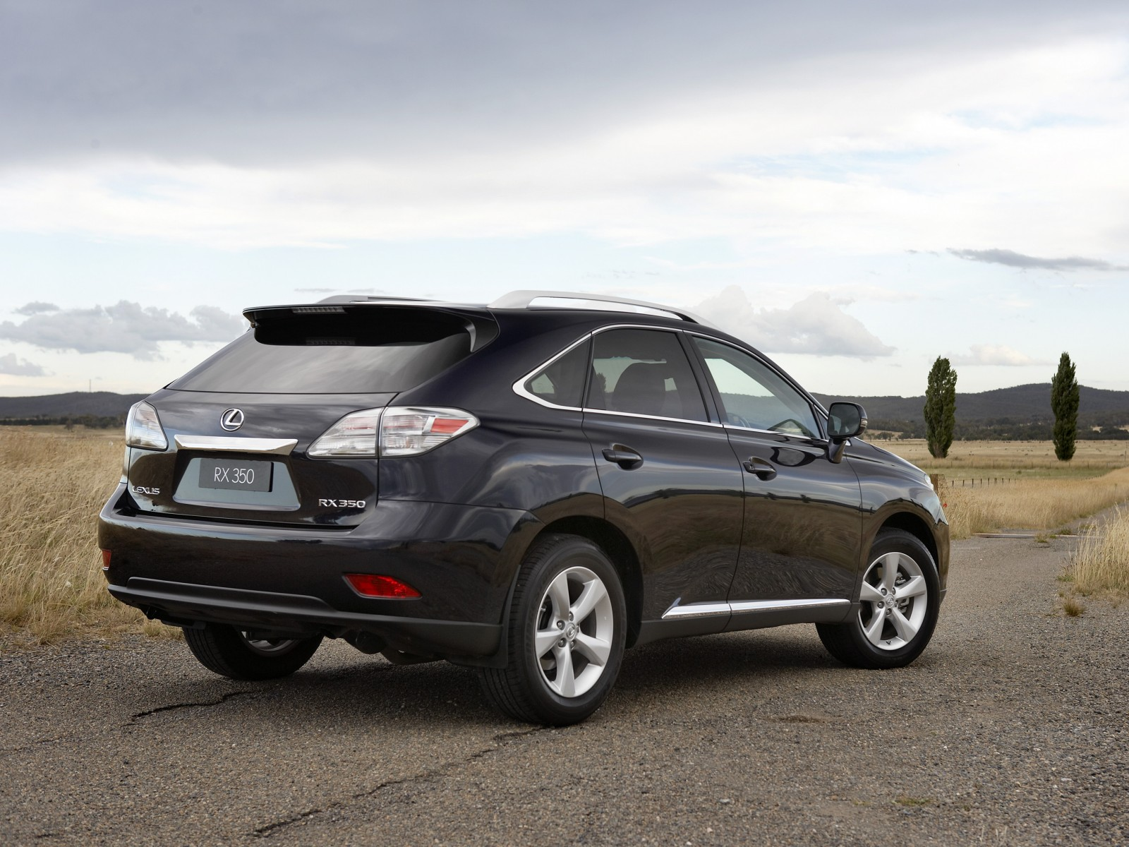 2009 lexus rx 350 wallpapers pictures specifications