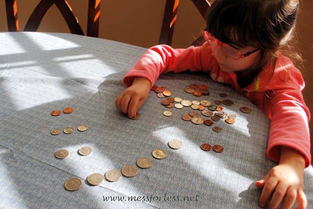 counting coins for kids