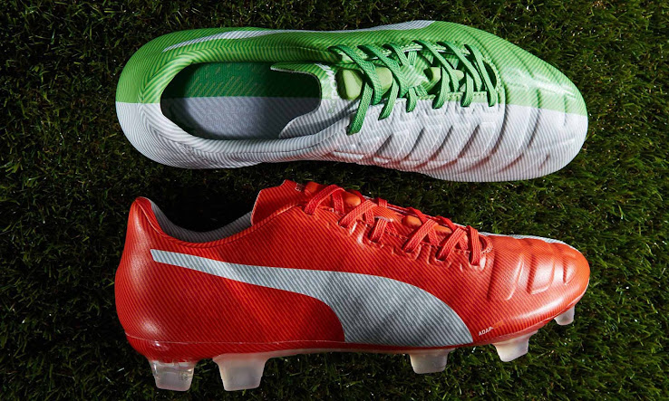 Nuevos botines Puma exclusivos para Balotelli