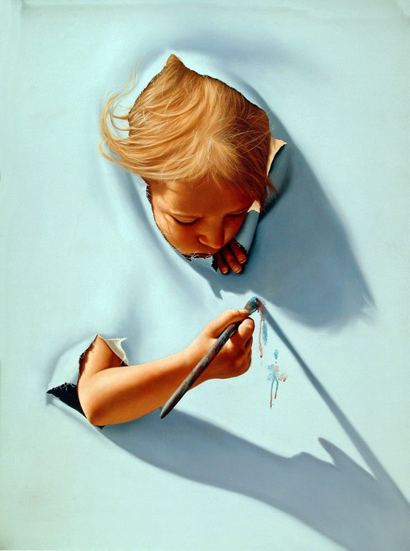 03-Awkward-Age-Jim-Warren-The-Surreal-Art-of-Dreams-www-designstack-co