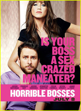 jennifer aniston horrible bosses posters Sexy ...