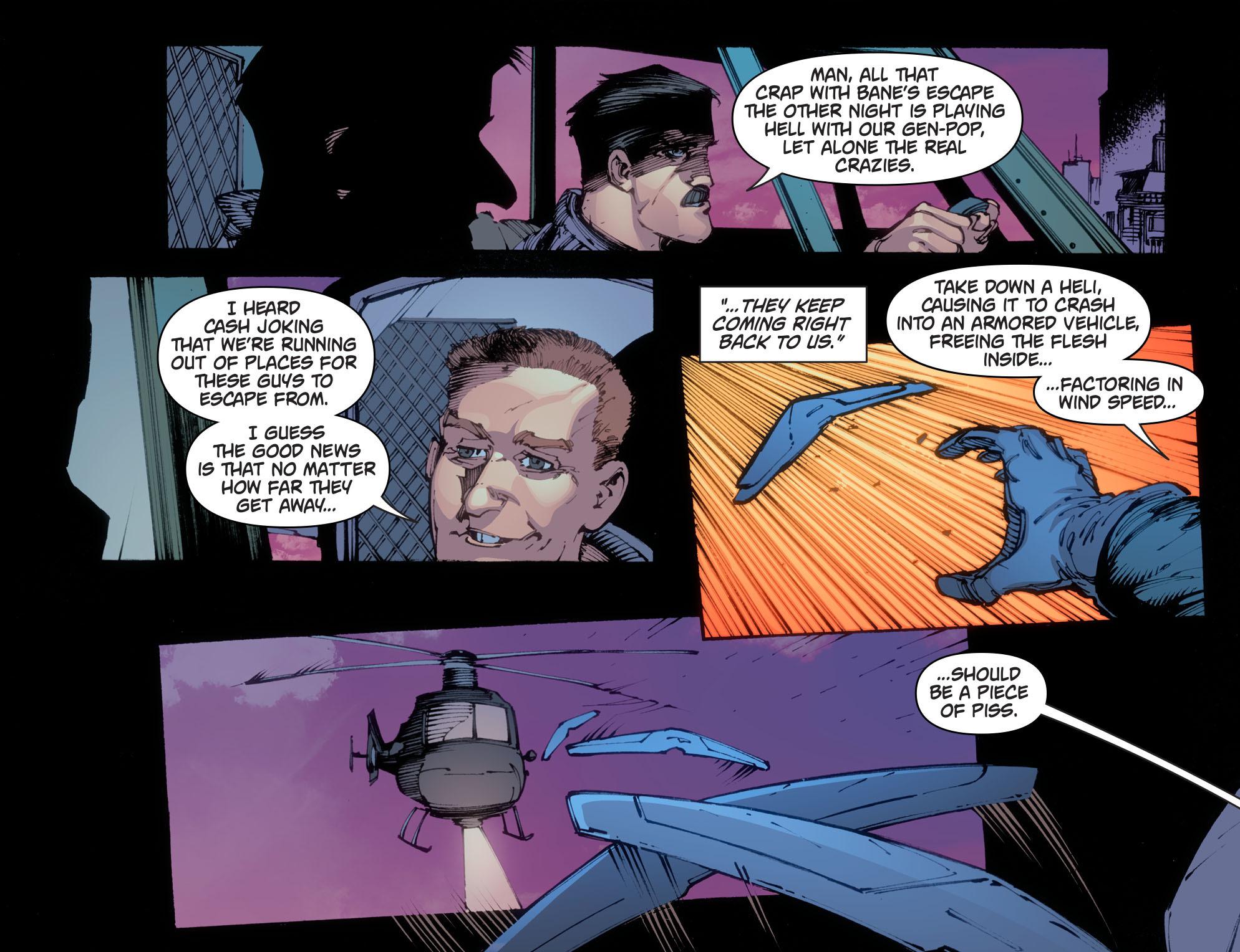 Batman: Arkham Knight [I] Issue #20 #22 - English 4
