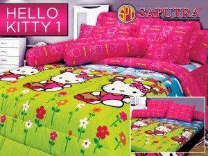 Saputra Kids - New Hello Kitty http://www.grosirsprei-murah.com/