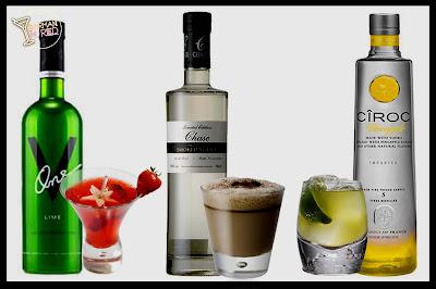 10 top vodkas