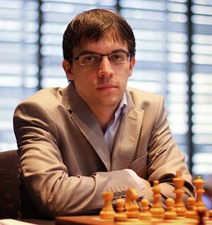 Le Français Maxime Vachier-Lagrave qui étrenne son nouvel Elo record à 2742 points © Chessbase