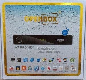 Receiver HD, Openbox A7 Pro,receiver parabola
