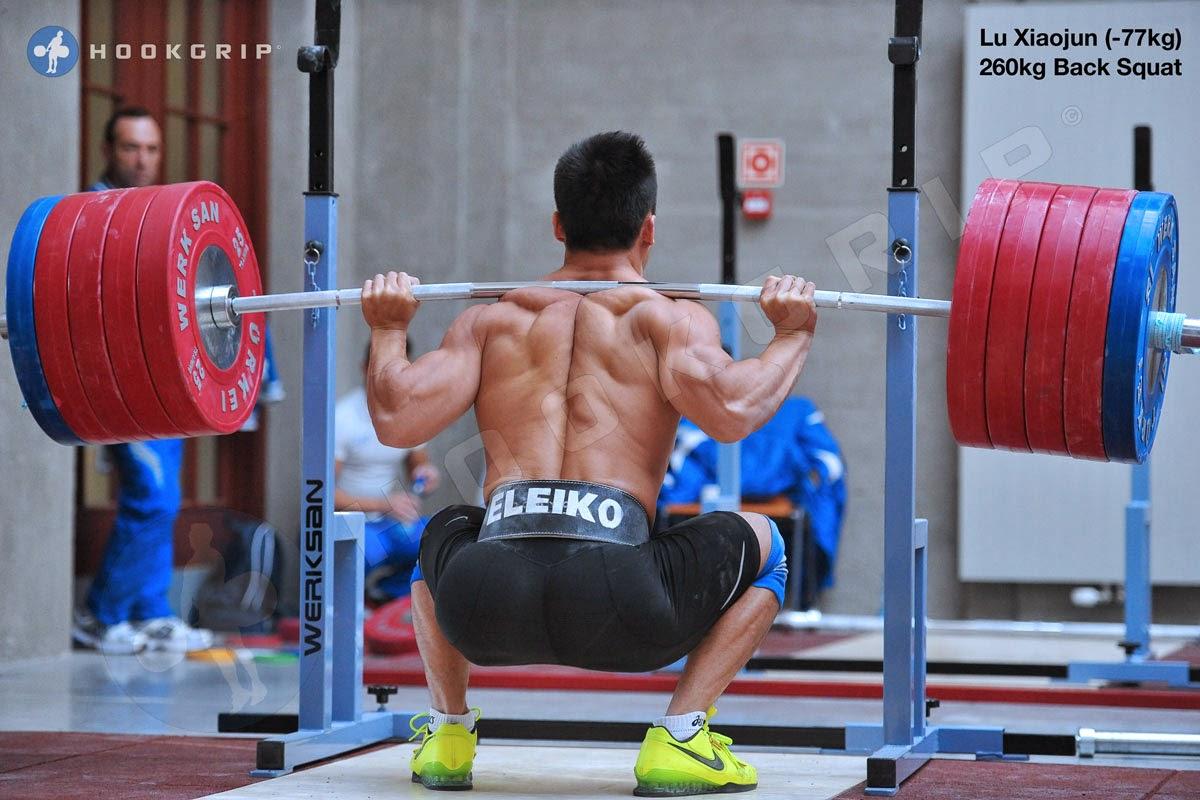Dmitry Klokov Back | www.pixshark.com - Images Galleries ...