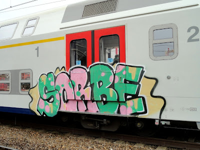 sorbe graffiti