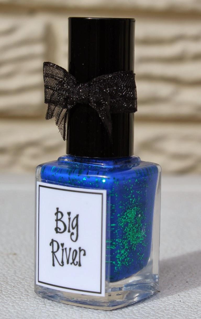 jelly, glitter, blue, green