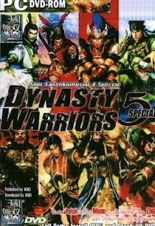 Download PC Game Dynasty Warriors 5: Special Full Version (Mediafire Link)