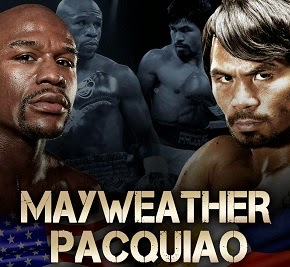 PACQUIAO  VS.  MAYWEATHER!