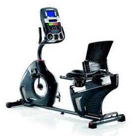 schwinn upright exercise bike equipment