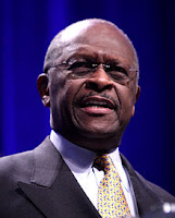 President Herman Cain