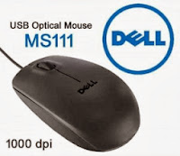Dell Optical Mouse MS111