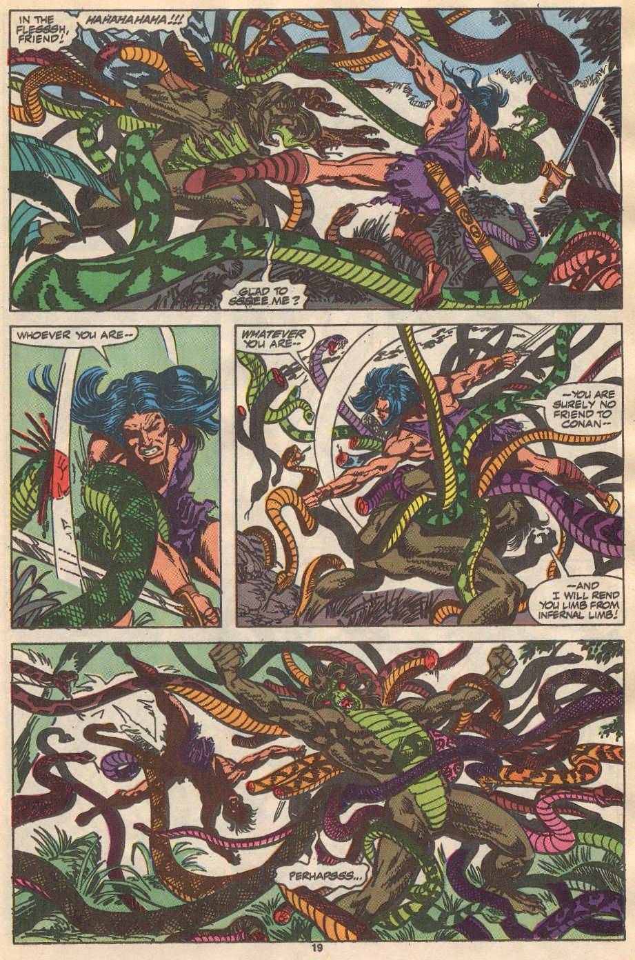Conan the Barbarian (1970) Issue #237 #249 - English 15