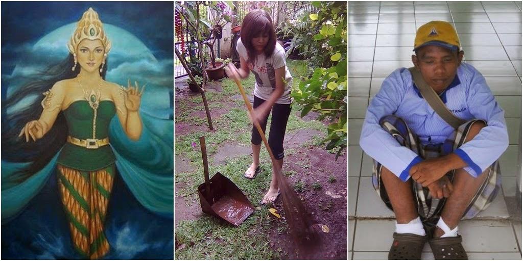 7 Mitos Paling Aneh di Indonesia