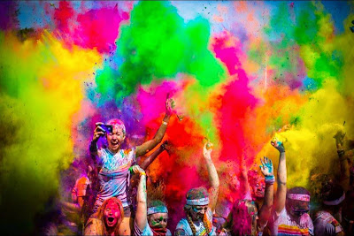 Carissa Miss: The Color Run