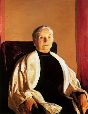 Una àvia (George Wesley Bellows)