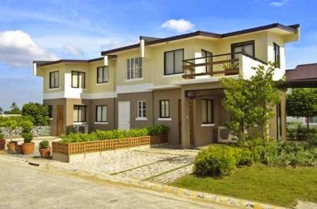 Lancaster cavite for Cheap model homes