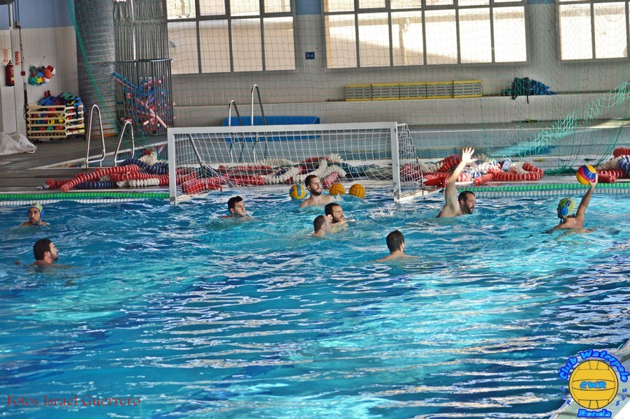 Club waterpolo ronda for Piscina cubierta ronda