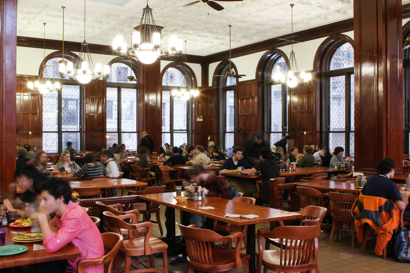 The Nine Ways Of Knowing So Where Do I Eat A Guide To Dining At Barnard