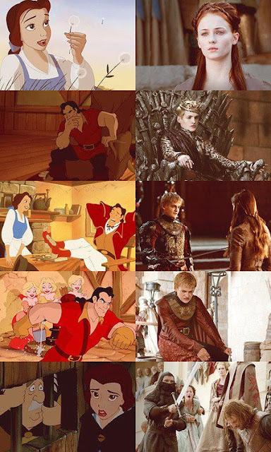 Parecidos razonables Juego de Tronos 12 - Juego de Tronos en los siete reinos