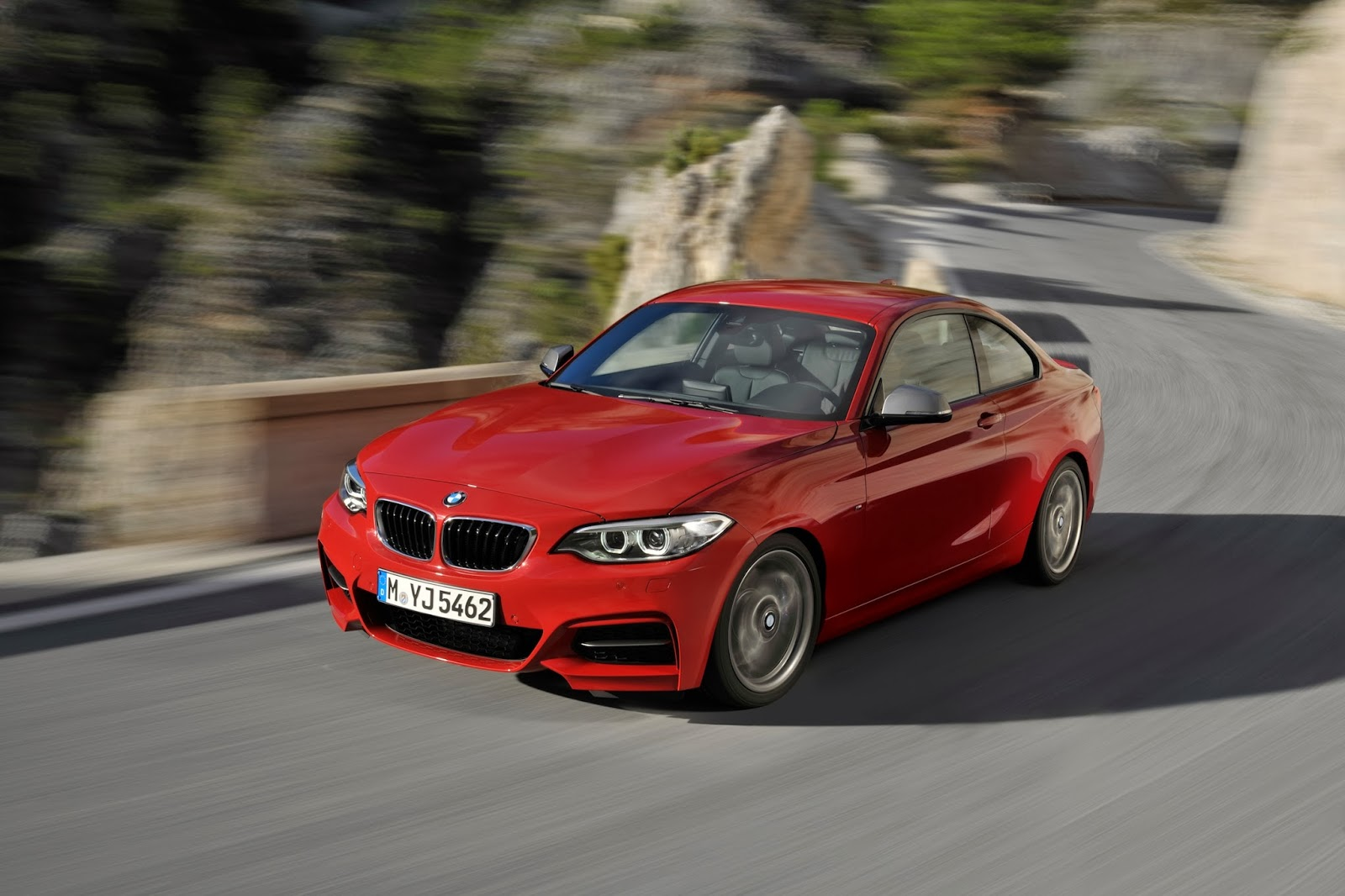 The All-New BMW 2 Series Coupe - Town + Country BMW