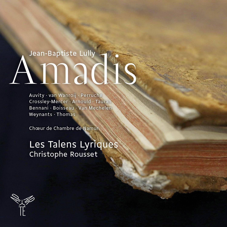 Lully - Amadis - Les Talens Lyriques