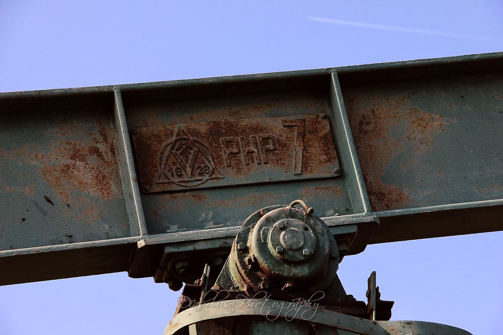 Rameno naftařského kozlík - vyrobeno 1928