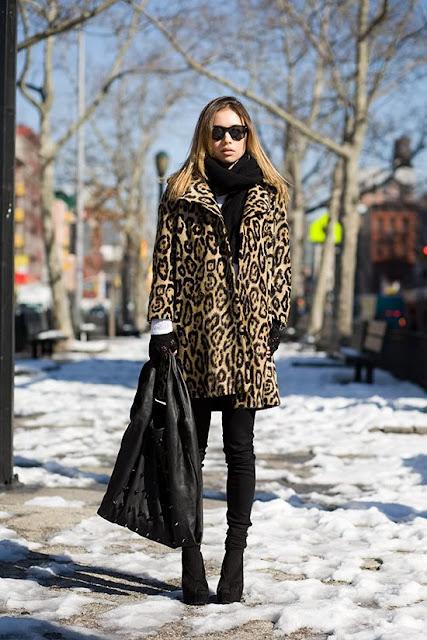 Rumi Neely leopard print coat