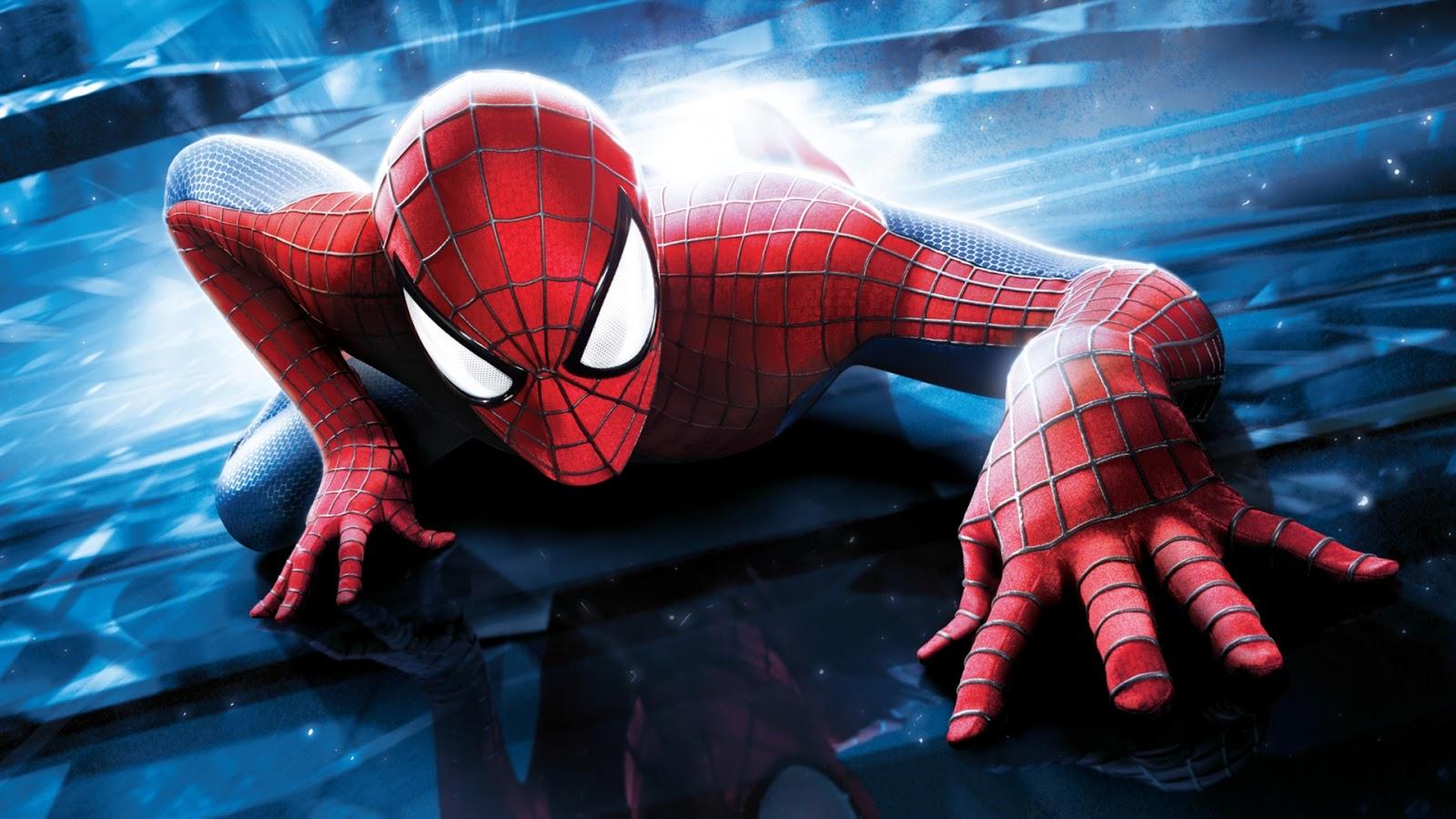Spiderman 1920x1080 HD Wallpaper