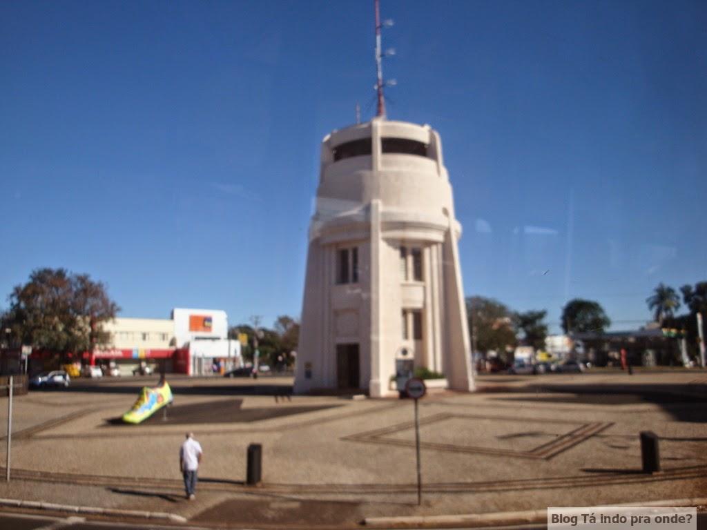 Torre do Castelo - Campinas