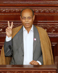 Moncef Marzouki, Interim President, Tunisia