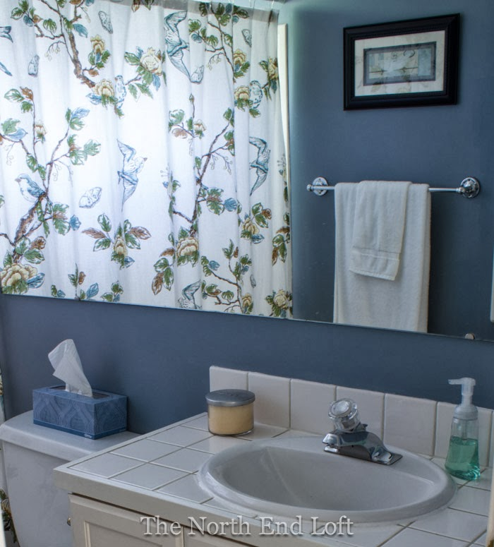 The North End Loft 150 Guest Bathroom Makeover