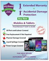 Buy Flat 25% off on accidental Physical & Liquid damage Protection on Mobile & Tablets of all brands : Buytoearn