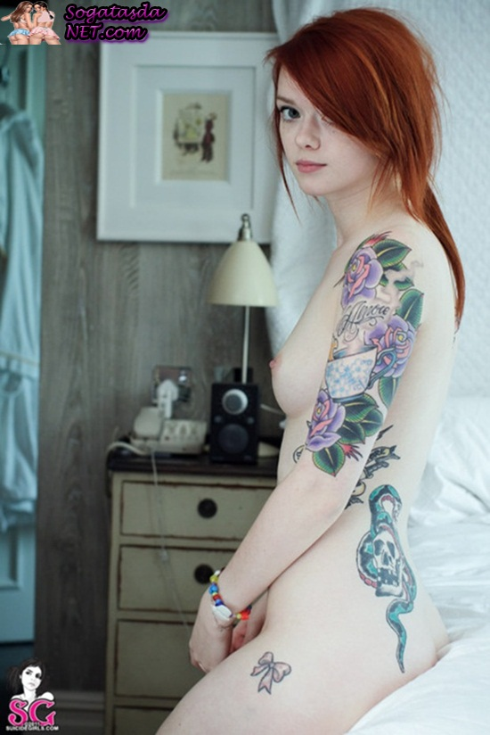 Delicinhas do Sogatasdanet  #10 - Tatuadas - foto 17