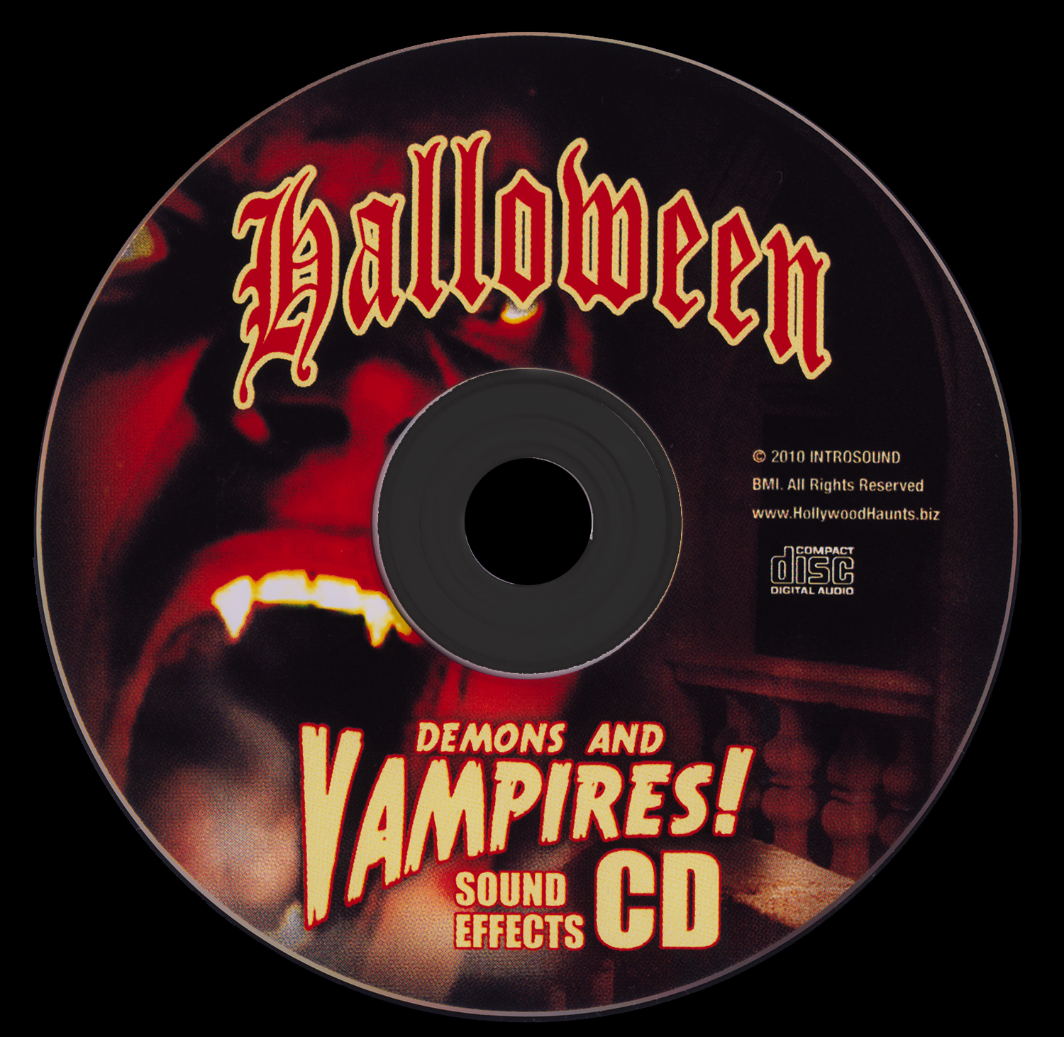 Scary Sounds of Halloween Blog: Halloween - Demons and Vampires ...