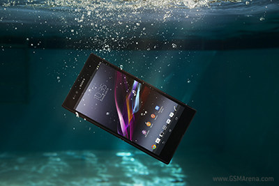 Sony Xperia Z Ultra with revievs